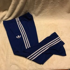 Addis's zip up sport pants